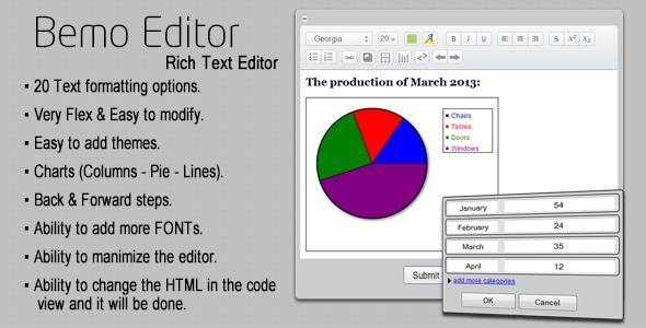 Bemo Editor