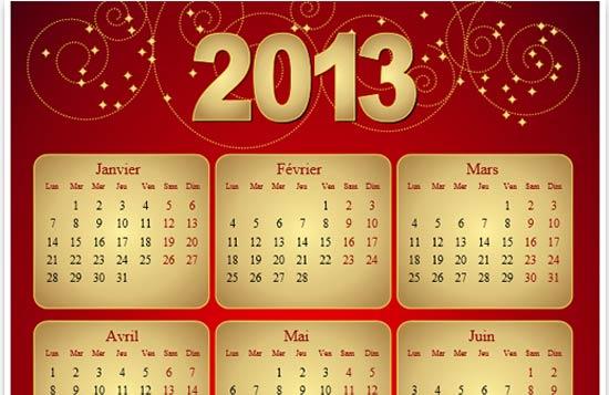 Calendar Grid