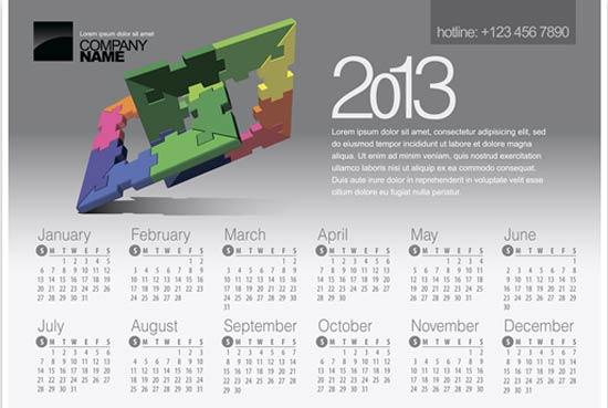 Calendar Template Designs printable calendar 2017 – Calendar Sample Design