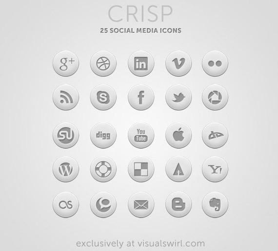 Crisp Round