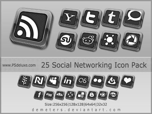 Elegant Social Networking