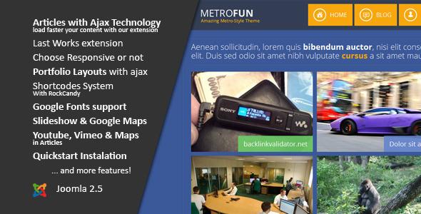 Metrofun