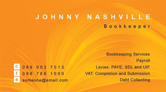 Org Bookkeeper