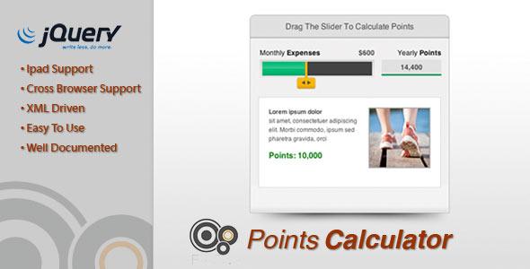 Points Calculator