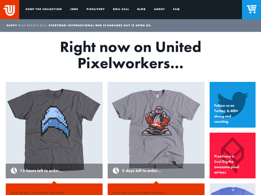 United Pixel Workers