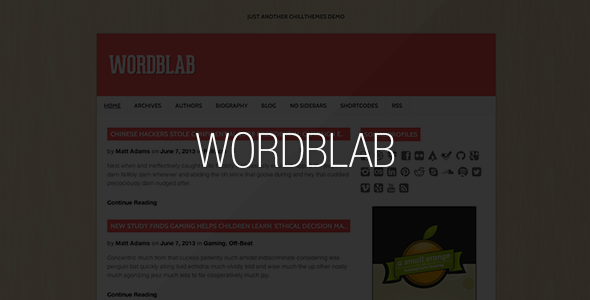 Wordblab