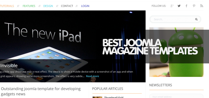 best-joomla-blog-templates