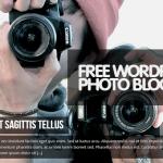 35 Custom Design Free WordPress Photography Themes