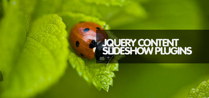 35 Powerful and Premium jQuery Slideshow Plugins