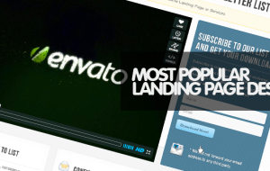 30 Most Popular Landing Page Templates for Your Businesses