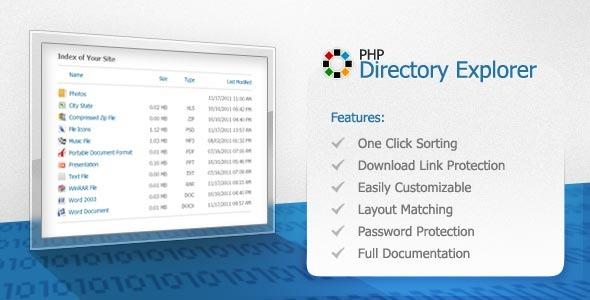 Directory Explorer