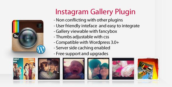 Instagram-Gallery