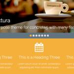 24 Top Premium Responsive Concrete5 Themes