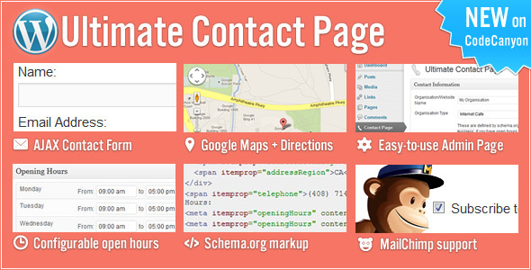 Ultimate-Contact-Page