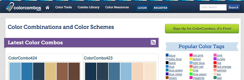 10 best free color combination websites for your designs
