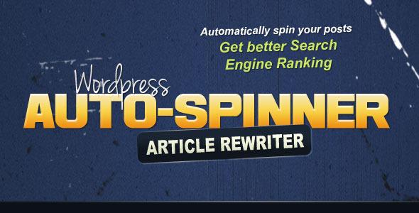 Auto Spinner
