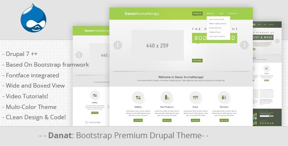 40 Fresh Design Premium Drupal Themes For Professionals
