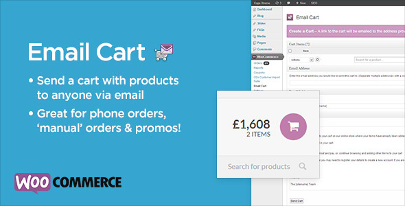Email-Cart