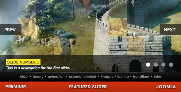 Featured Slider