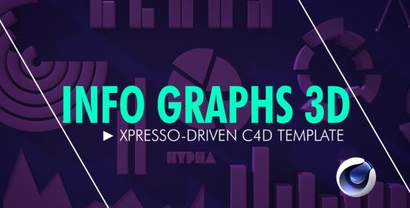 Info Graphs 3D