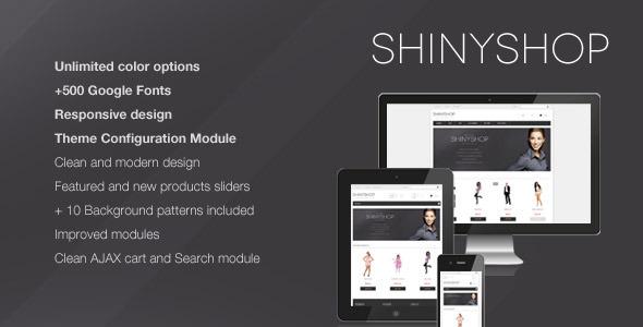 ShinyShop