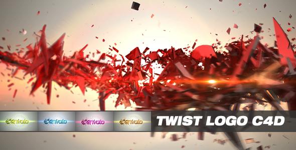Twist Logo C4D