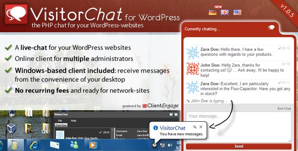 WordPress Live Chat