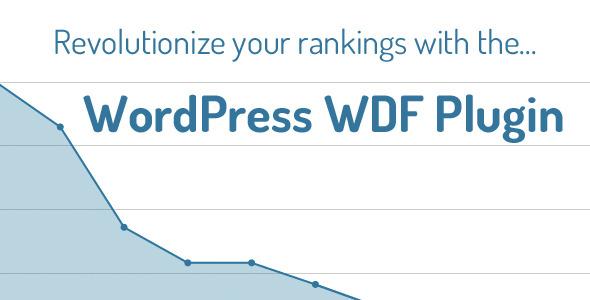 WordPress WDF Plugin