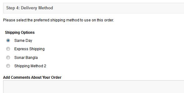 X-shipping