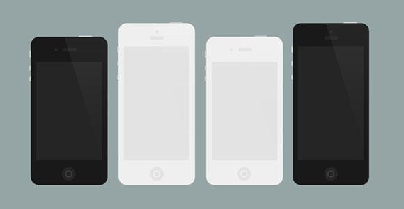 flat-iphone-4-5
