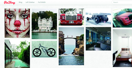 15+ Best Free Pinterest WordPress Themes for Photo Bloggers