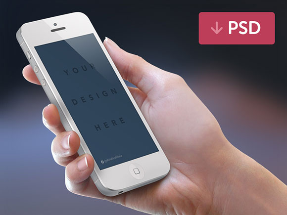 iphone-hand-psd
