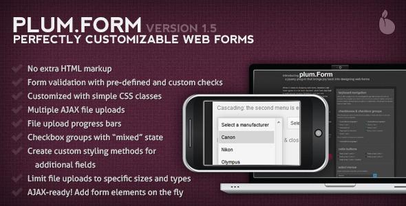 plum-Form