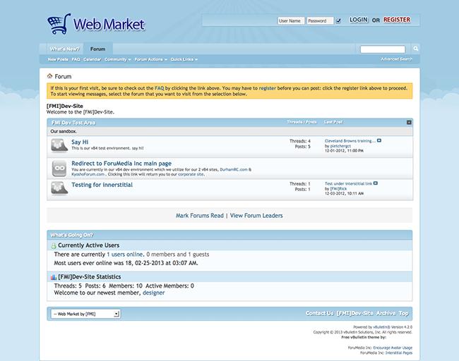 web-market