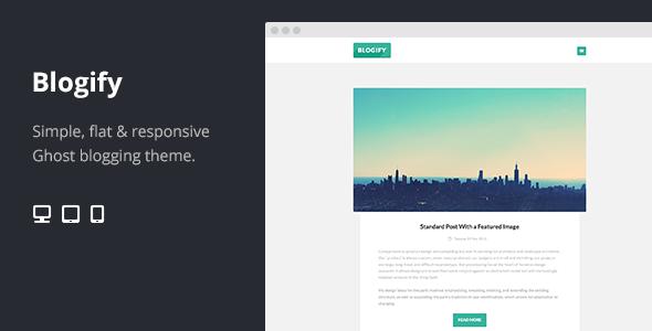 Blogify