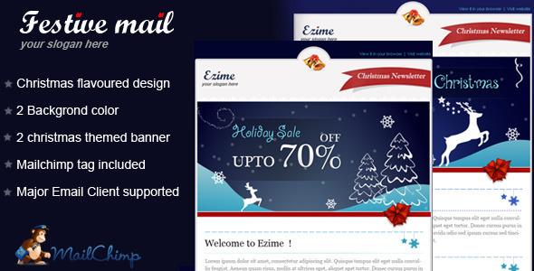 Festive mail