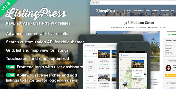 50+ Best WordPress Directory Themes