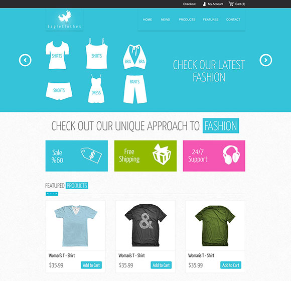 mercore-ecommerce-free-psd-website-templates
