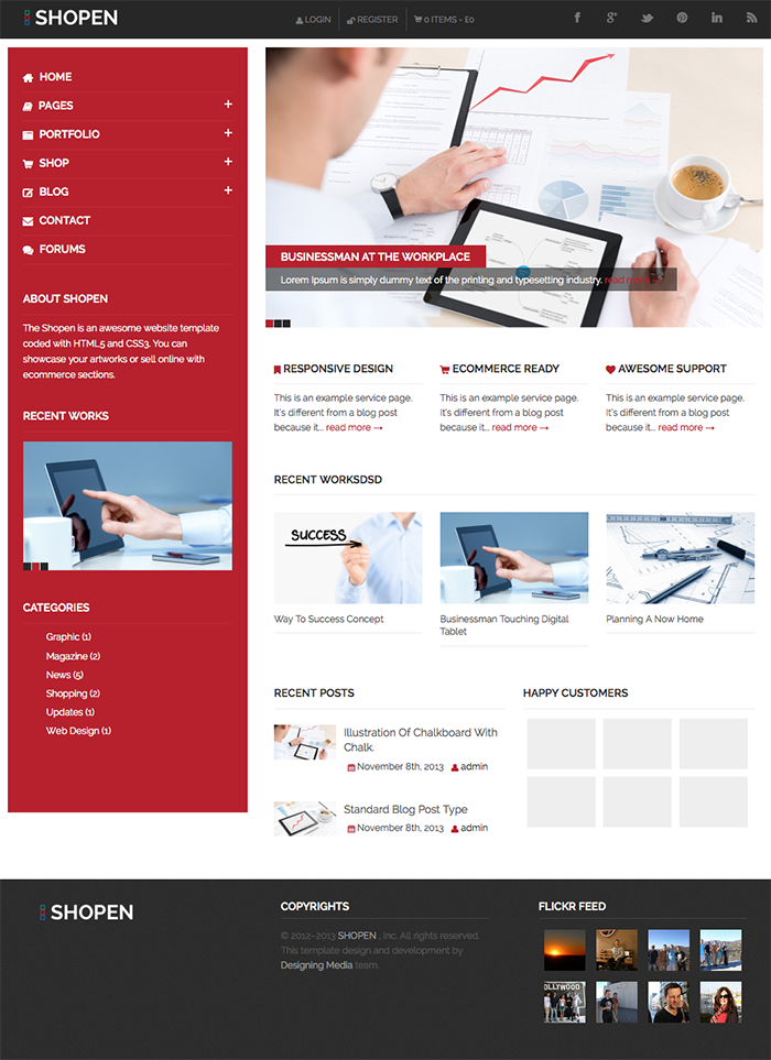 shopen-wordpress-theme