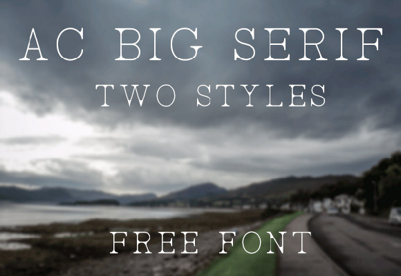 30+ Fresh Free Awesome Fonts of 2014
