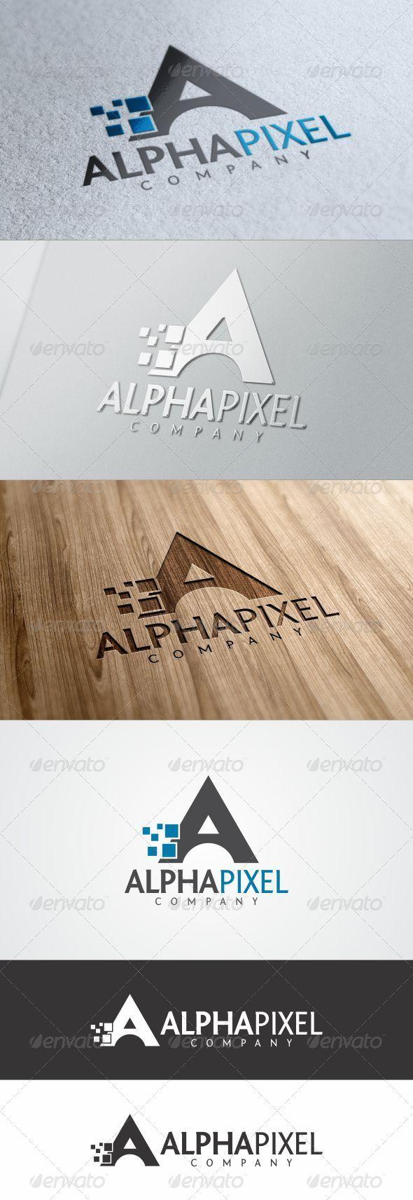 alpha-pixel