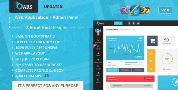 responsive-admin-templates