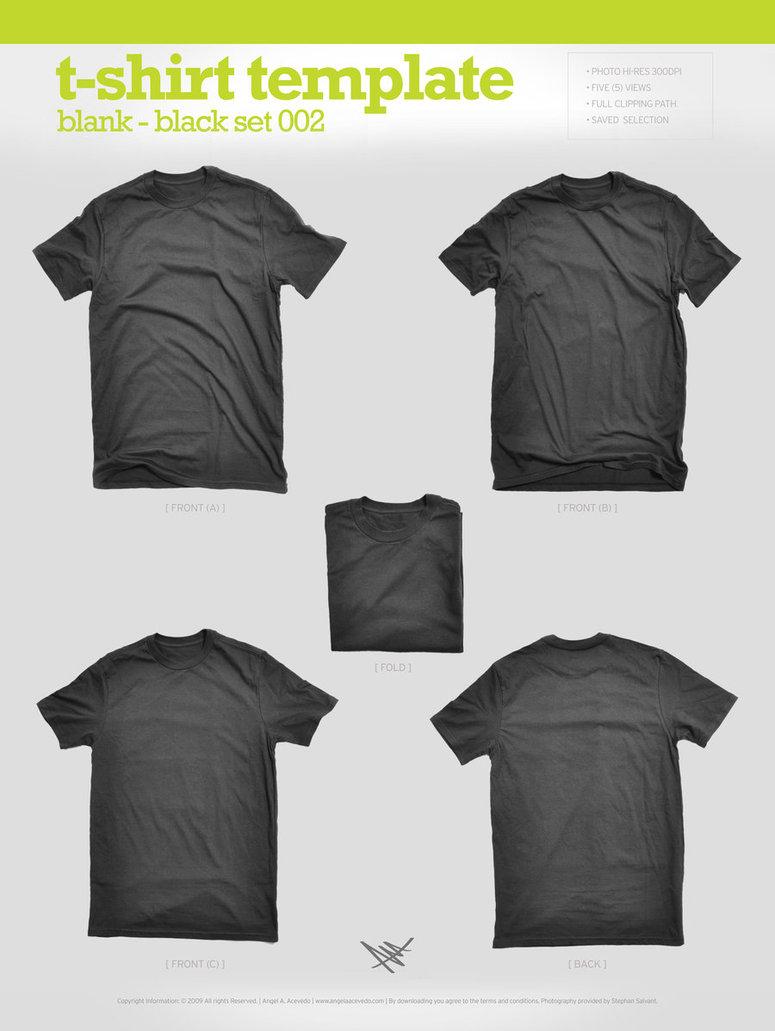 photoshop shirt template