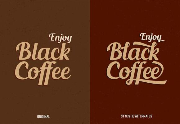 blenda-free-font