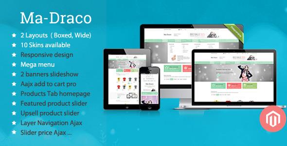 draco-responsive