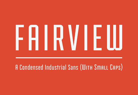 fairview-free-font