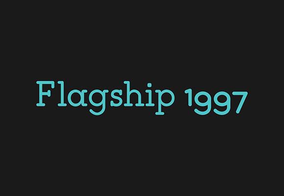 flagship-free-font