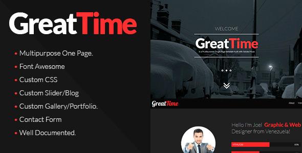 greattime-multipurpose