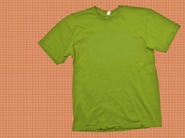 green-tshirt