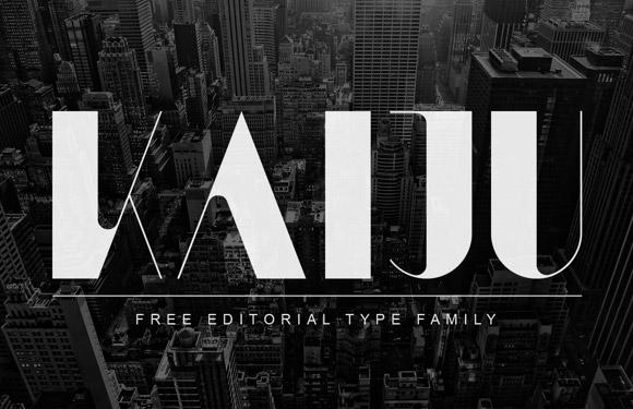 kaiju-free-font